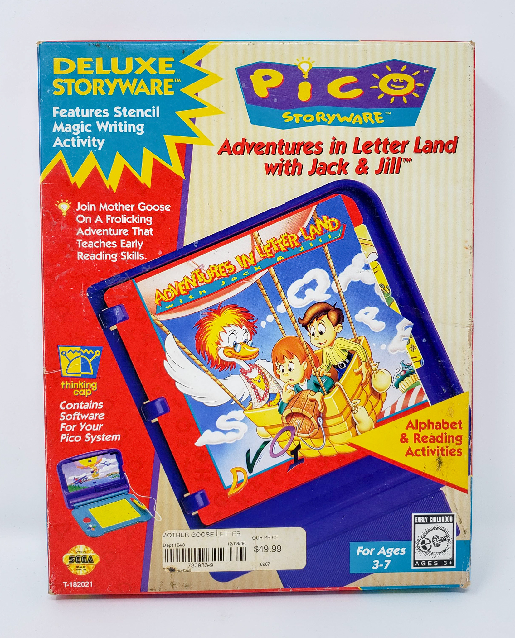 Sega Pico – JunctionEight – Game Collection